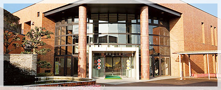 町民会館・図書館